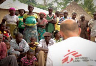 Como funcionam as ações de marketing do Médicos Sem Fronteiras